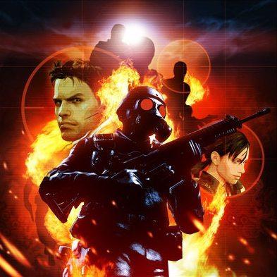 Resident Evil Mercenaries 3DS Character Trailer