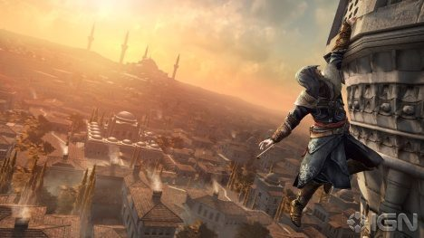 Assassins Creed Revelations Single Player Trailer
