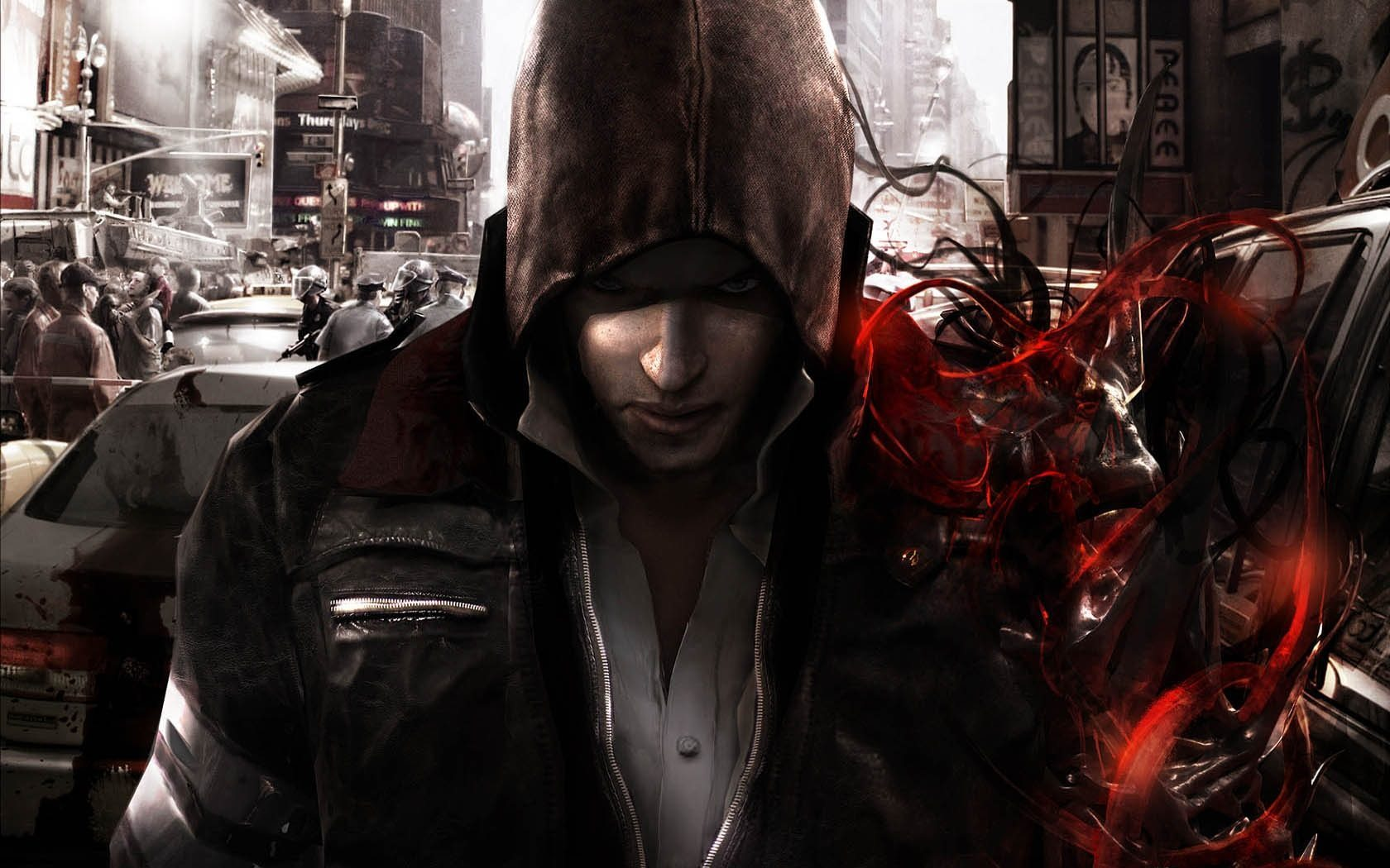 Gamescon 2011: Prototype 2 Blackwatch Trailer