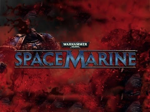 Warhammer 40K Space Marine Chainsword Trailer