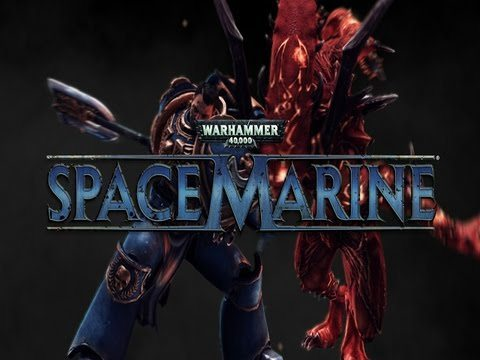 Warhammer 40K: Space Marine Cinematic Trailer