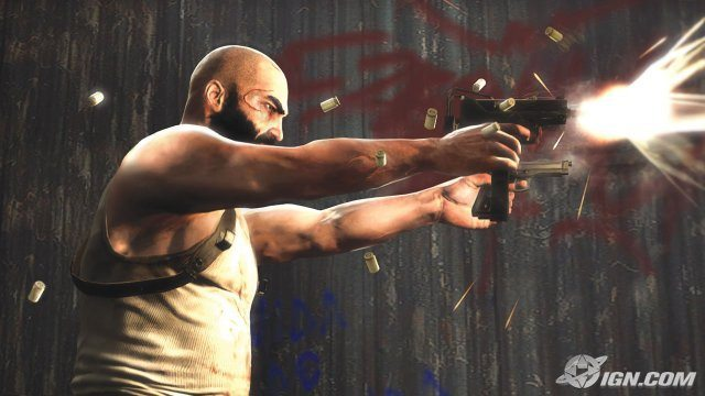 Rockstar Games Releases First Official Max Payne 3 Trailer