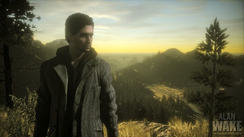 Alan wake PC Version coming next month