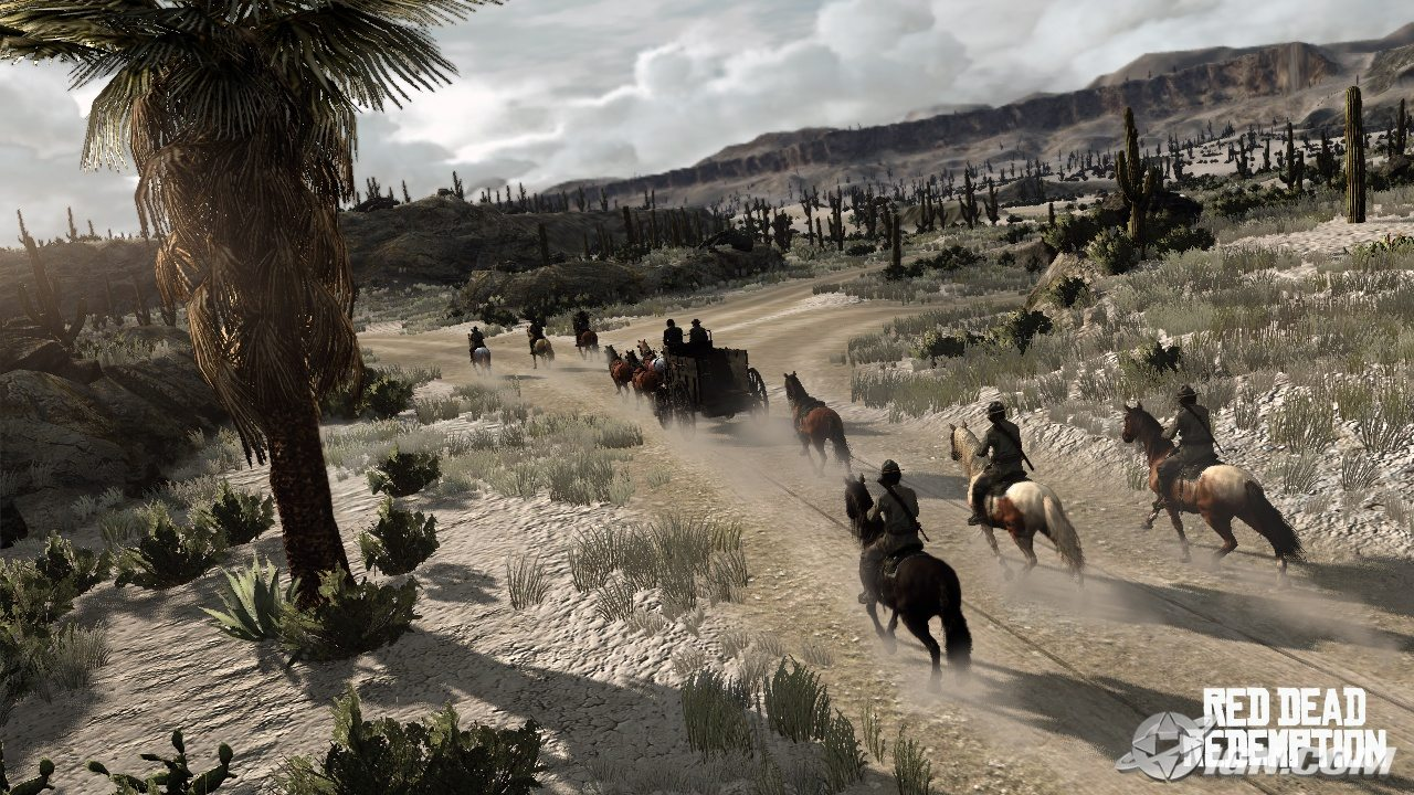 Red dead Redemption Launch Trailer