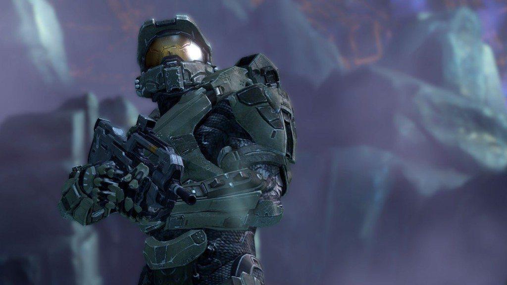 Halo 4 in game screenshots