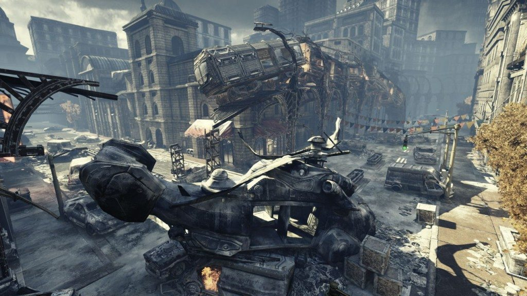 Gears of War 3 Forces of Nature DLC Screenshot