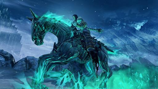 THQ Reveals Darksiders II Screens