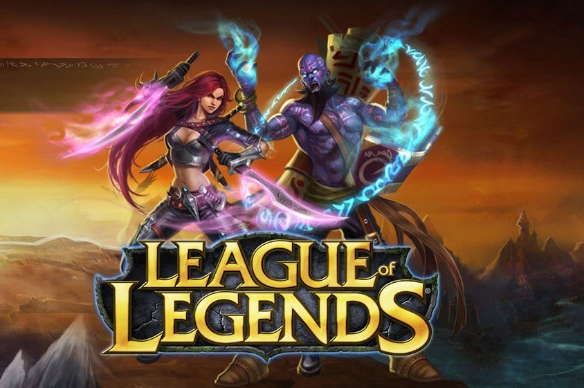 Let's Play: League of Legends Part 1 HD (Dual Commentary)