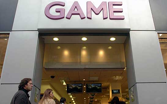 GAME Enters Administration in England