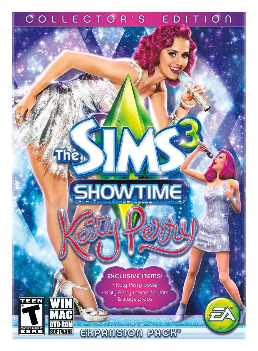 Sims 3 Showtime Screenshots