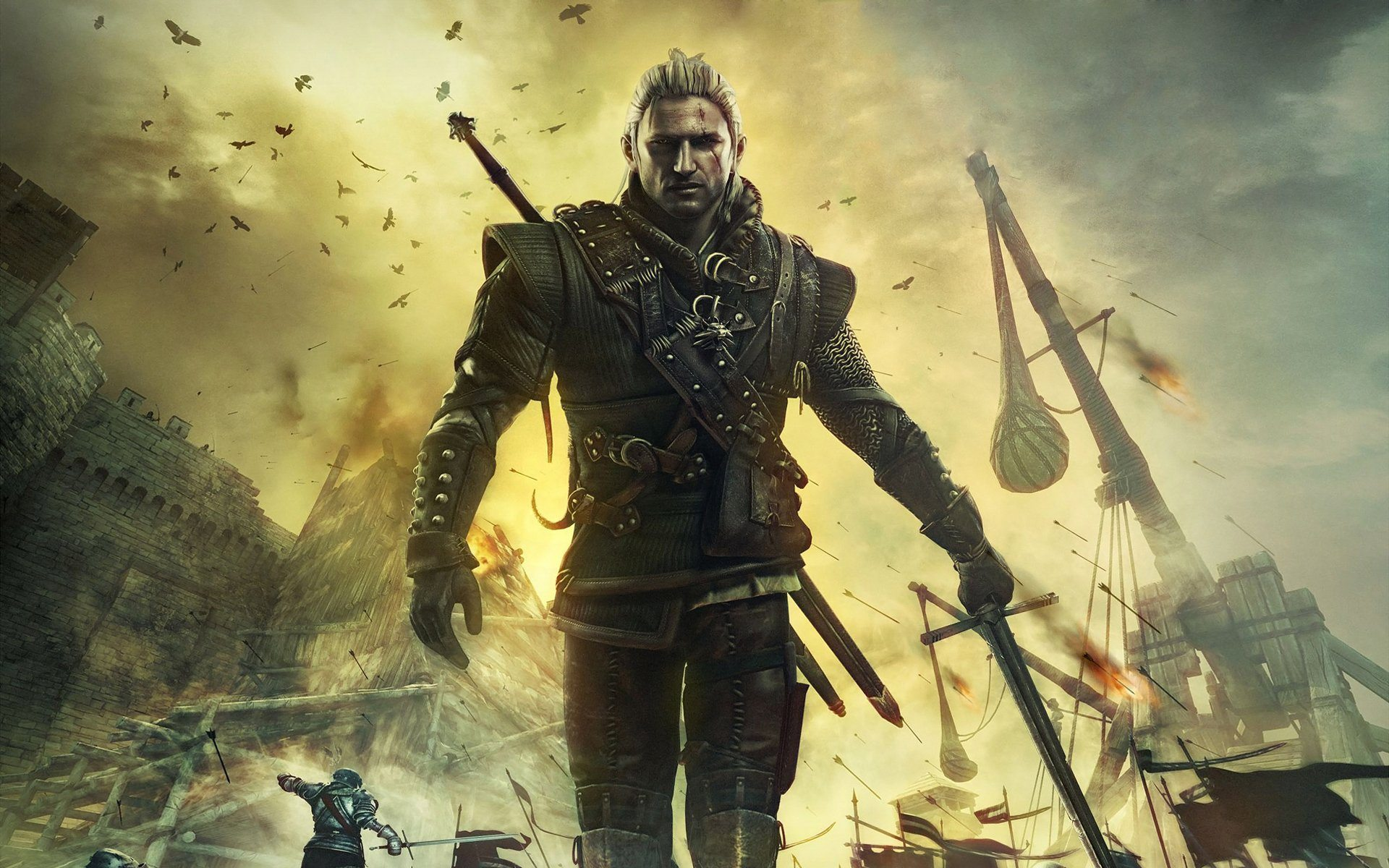 Mac Wallpapers The Witcher 2 Mac Games Wallpapers Assassins of Kings