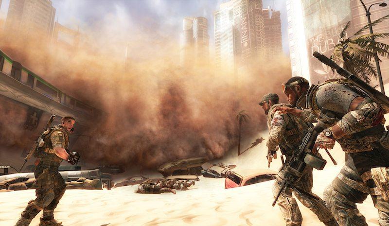 Spec Ops The Line Sandstorm BagoGames