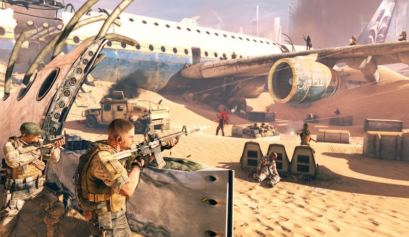Spec Ops The Line Airfield BagoGames
