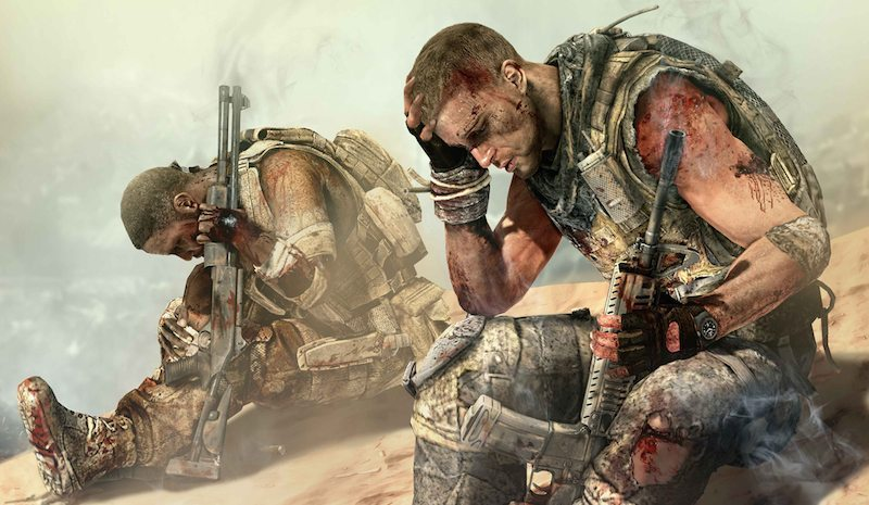 Spec Ops The Line Aftermath BagoGames