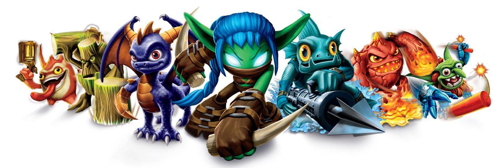 Skylanders Heroes