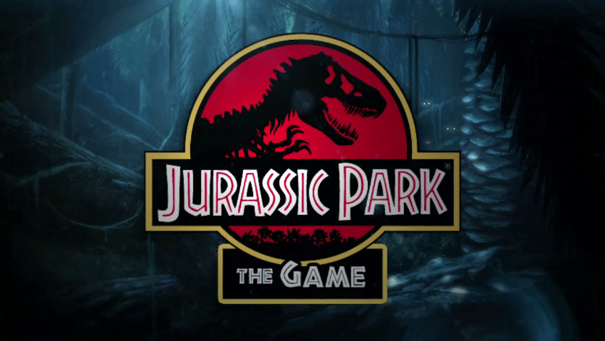 Jurassic-Park-The-Game-Logo