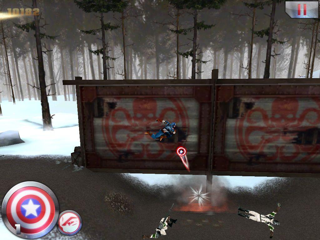 Captain America: Sentinel of Liberty Screenshot 3