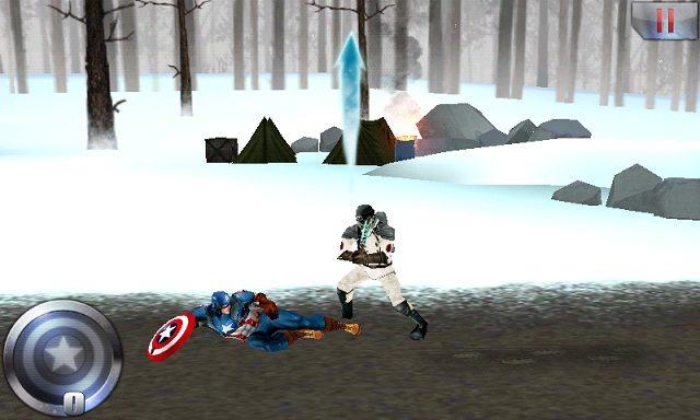Captain America: Sentinel of Liberty Screenshot 2