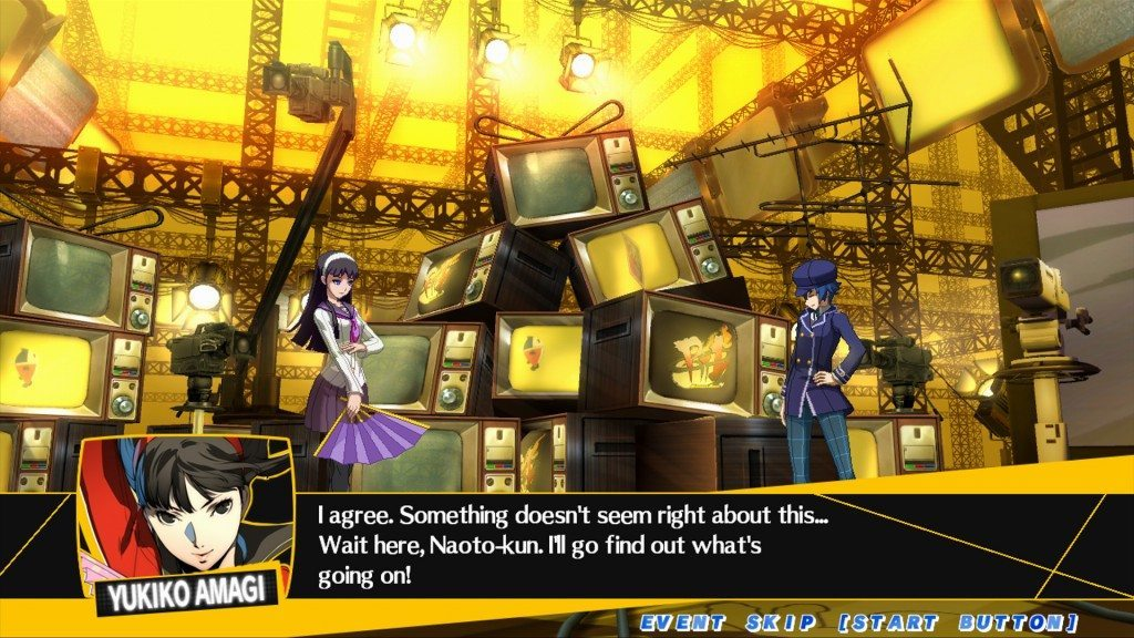 Persona 4 Arena Screenshot 3