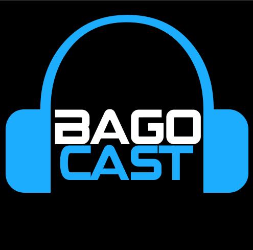 BagoCast iTunes logo with headphones