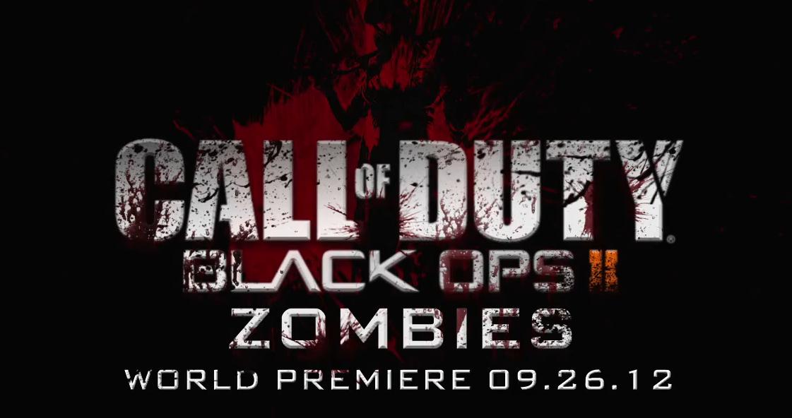 Black Ops II Zombies