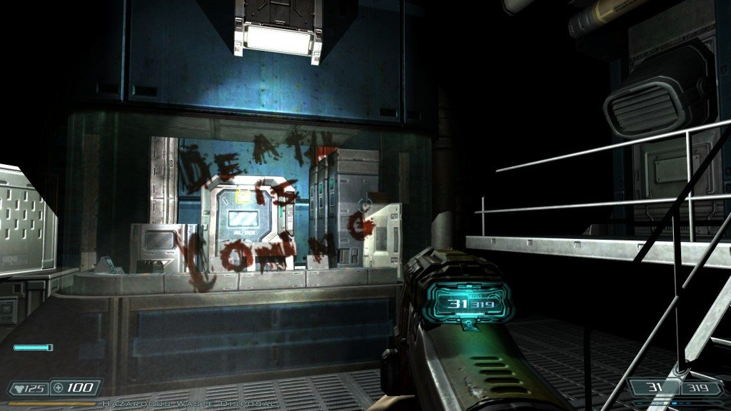 Doom 3 BFG Edition Screenshot 1