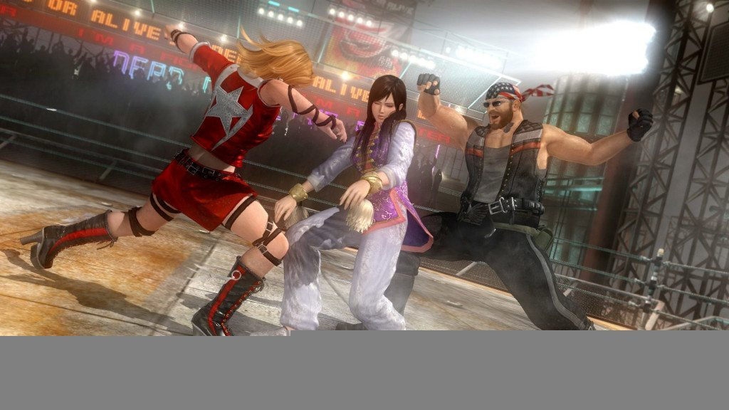 Dead Or Alive 5 Screenshot 5