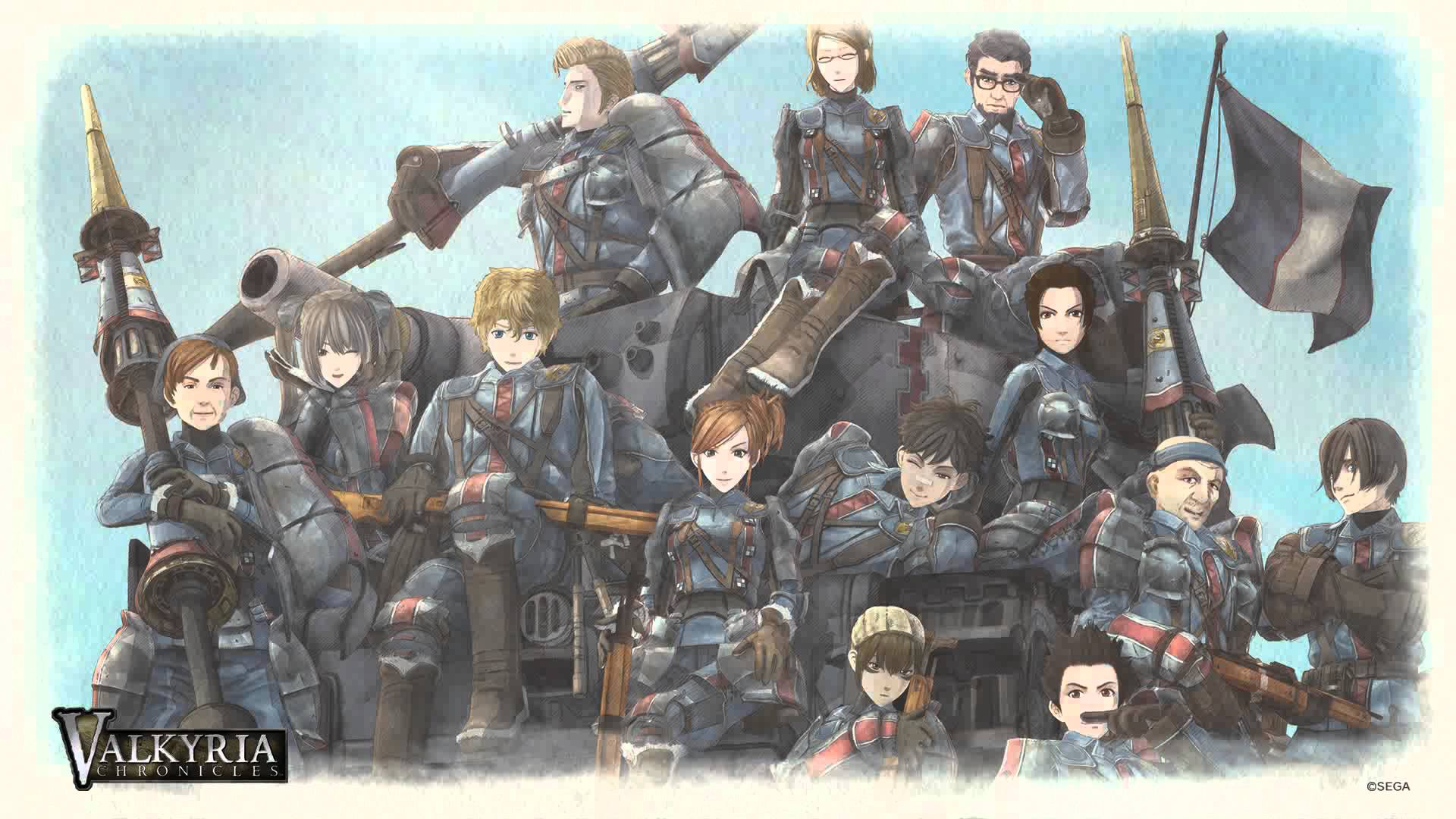 valkyria-chronicles-II-bagogames
