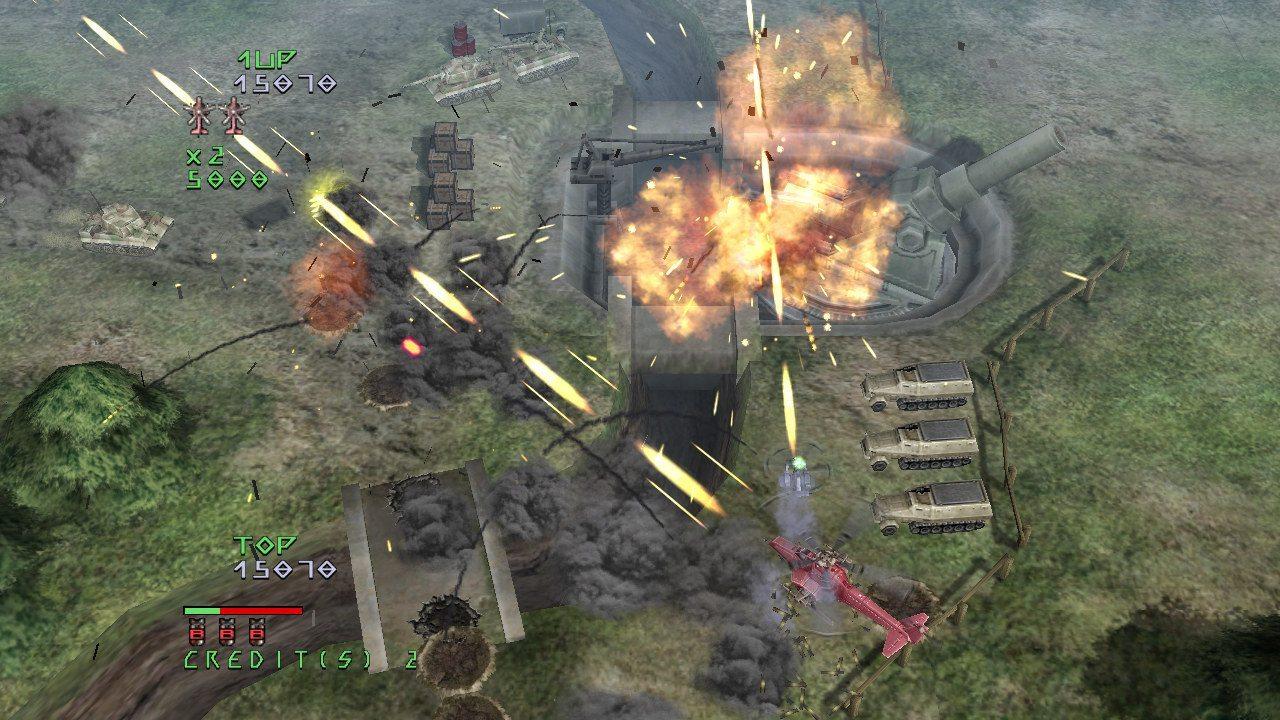 Under Defeat HD Screenshot 1