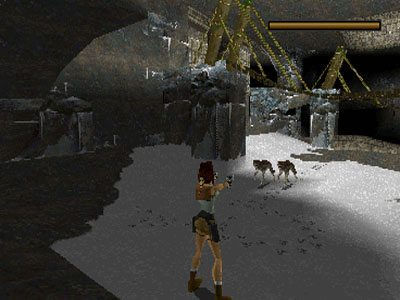 Previous Tomb Raider Games Available on Steam Image