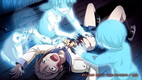 Corpse Party: Book of Shadows Review Screenshot 3