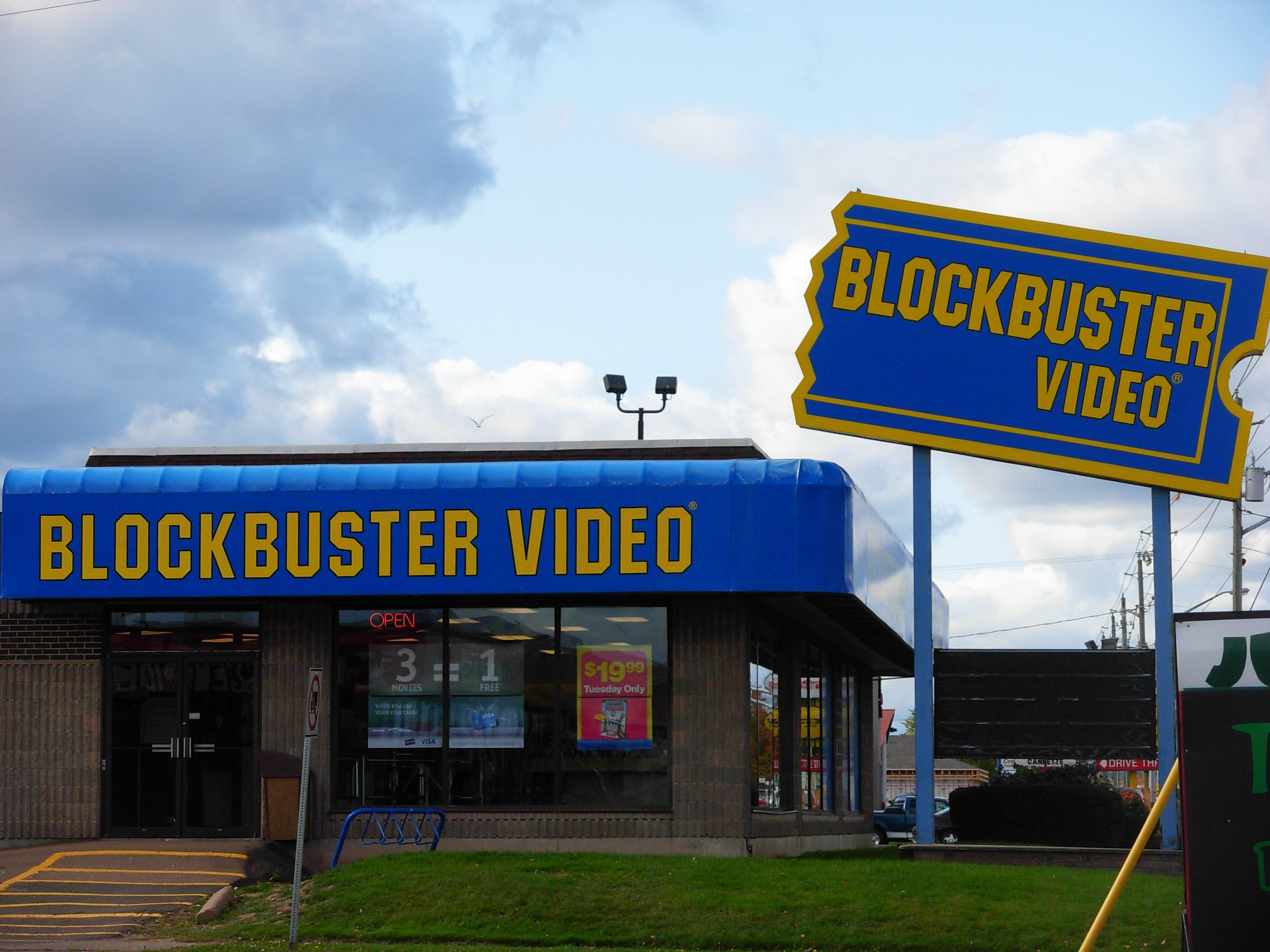 Blockbuster Join HMV As They Too Enter Administration Featured Image