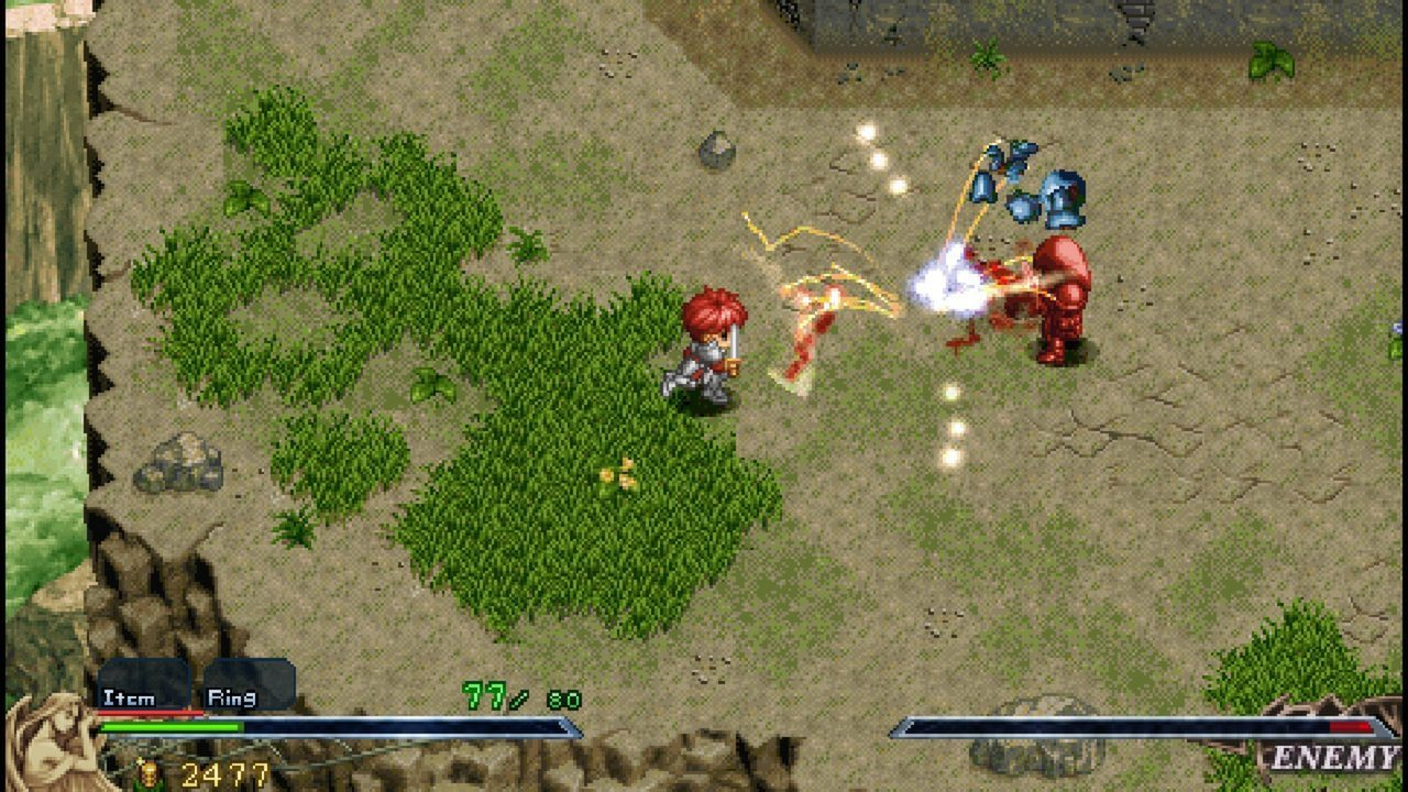 Ys I & II Chronicles+ Review Screenshot 5