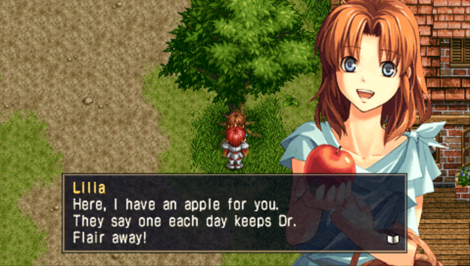 Ys I & II Chronicles+ Review Screenshot 4