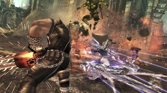 Anarchy Reigns Review Screenshot 4