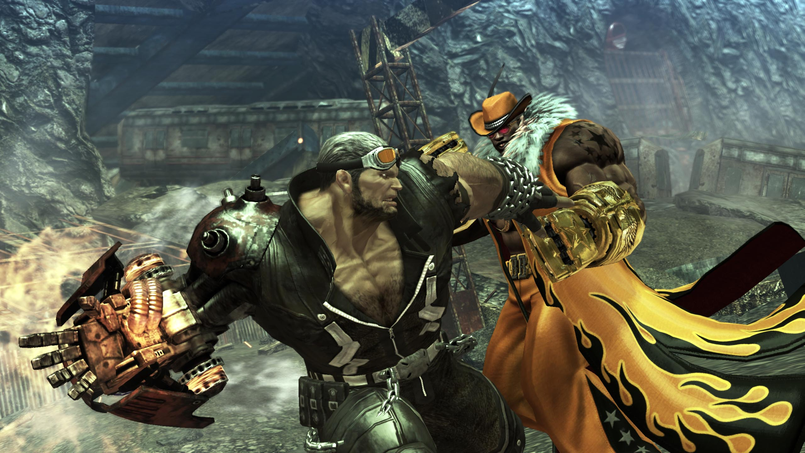 Anarchy Reigns Review Screenshot 2