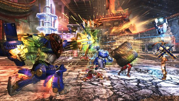 Anarchy Reigns Review Screenshot 1