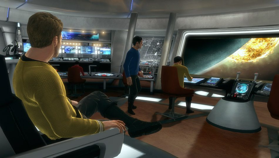Star Trek The Video Game