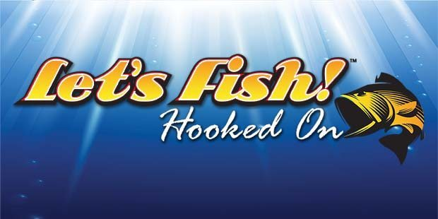 Lets Fish Hooked On - bagogames