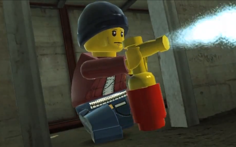 LEGO City: Undercover Featured Image