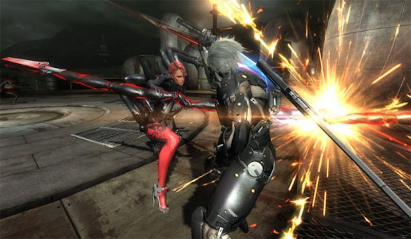 Metal Gear Rising Revengeance Controls BagoGames