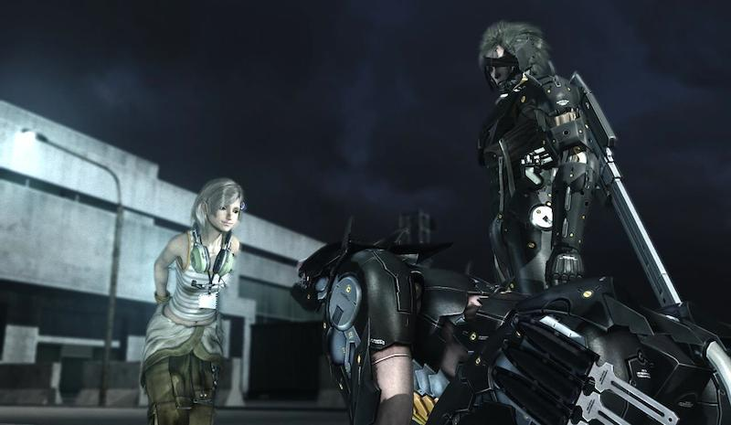 Metal Gear Rising Revengeance Sunny BagoGames