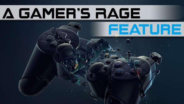 A Gamer's Rage | My Most Frustrating Gaming Moment featured image