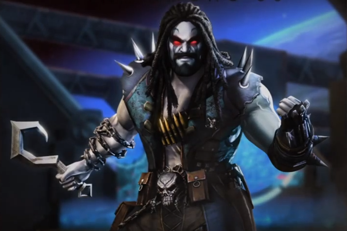 Lobo - Injustice Gods Among Us DLC