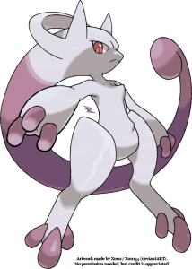 Mewtwo's Make-Over or Mewthree? screenshot 3
