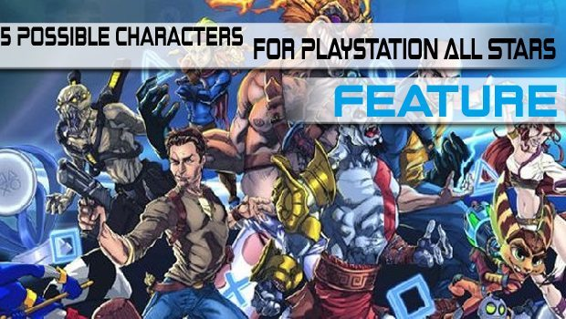 5 Possible Characters for PlayStation All-Stars: Battle Royale featured image
