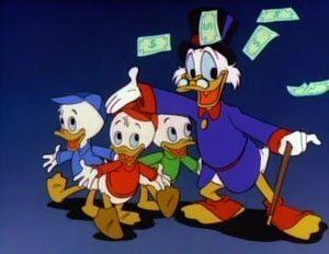 ScroogeWithNephews