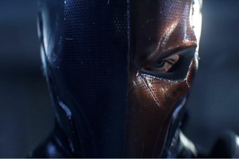 Deathstroke - Arkham Origins