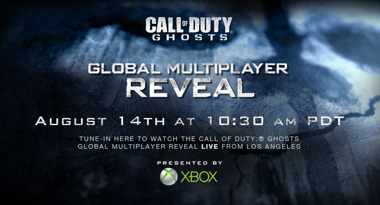 COD Ghosts Multiplayer Premiere