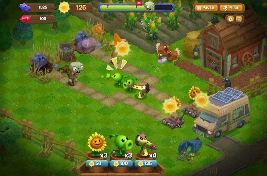 Plants vs Zombies Adventures Microtransaction Manifesto